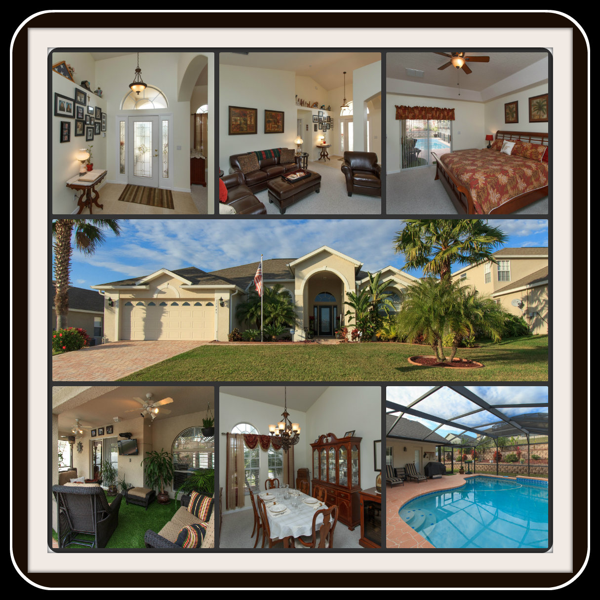 Awesome Orlando Fl Houses For Rent Apartments: Stunning Pool Home Just Listed In Clermont FL