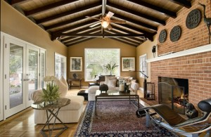 STaging in Lakefront homes in Clermont