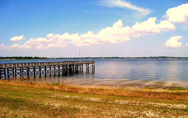 Homes on Lake Minneola
