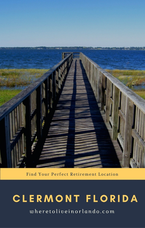 Clermont Best Place to Retire in Florida
