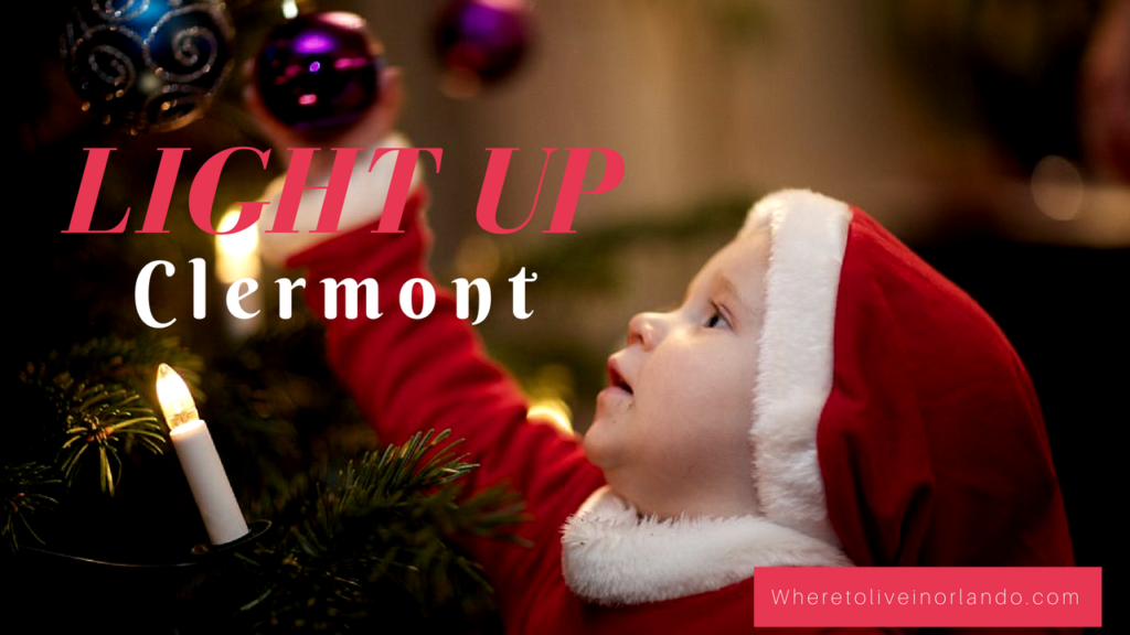 Light Up Clermont is Almost Here