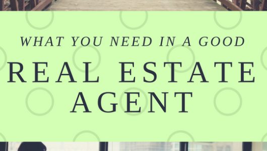 5 Attributes You Need in a Real Estate Agent