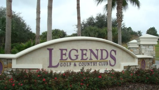 Legends Subdivision in Clermont FL
