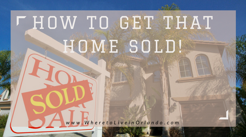 Sure-Fire Ways to Get a Home Sold