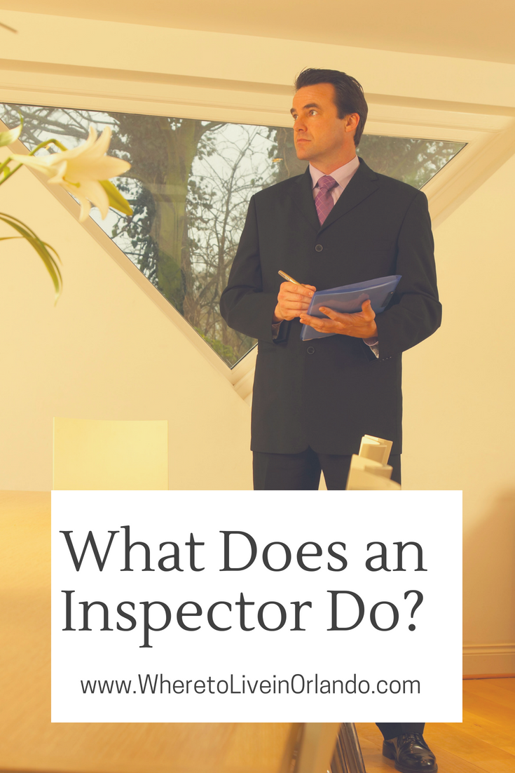 What Will a Home Inspector Do?