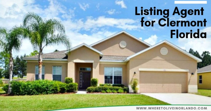 Clermont Florida Listing Agent