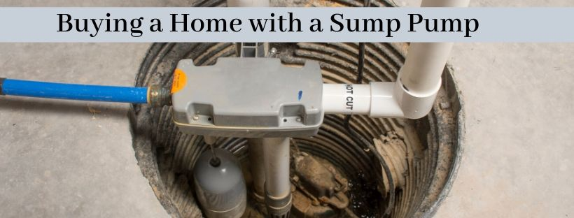 Buying a Home with a Sump Pump