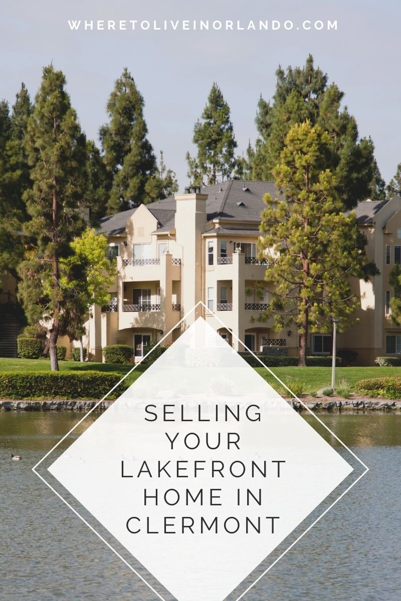 Selling Your Lakefront Home in Clermont